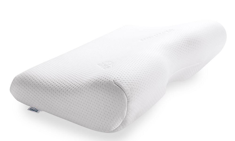 TEMPUR テンピュール 枕 エルゴノミック コレクション ミレニアム ネックピロー Mサイズ(約 幅54x奥行32x高さ11cm) [並行輸入品]【代引不可】