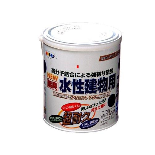 (まとめ買い)アサヒペン NEW水性建物用 ベージュ1.6L 〔3缶セット〕【北海道・沖縄・離島配送不可】