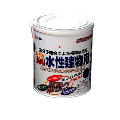 (まとめ買い)アサヒペン NEW水性建物用 水色1.6L 〔3缶セット〕【北海道・沖縄・離島配送不可】