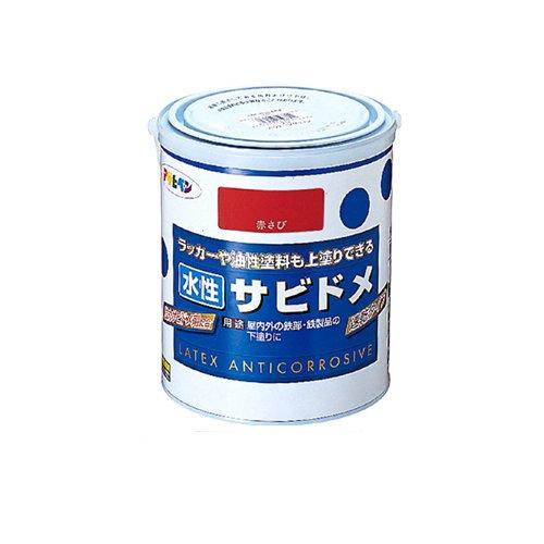 まとめ買い 通販 アサヒペン 水性サビドメ 赤さび 全商品オープニング価格 1.6L 北海道 沖縄 〔3缶セット〕 離島配送不可