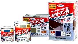【送料無料】(まとめ買い)トタン用〔150402AP〕 14L こげ茶 こげ茶 〔3缶セット〕