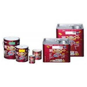 【送料無料】(まとめ買い)油性スーパーコート〔150402AP〕 10L ライトグレー ライトグレー 〔3缶セット〕