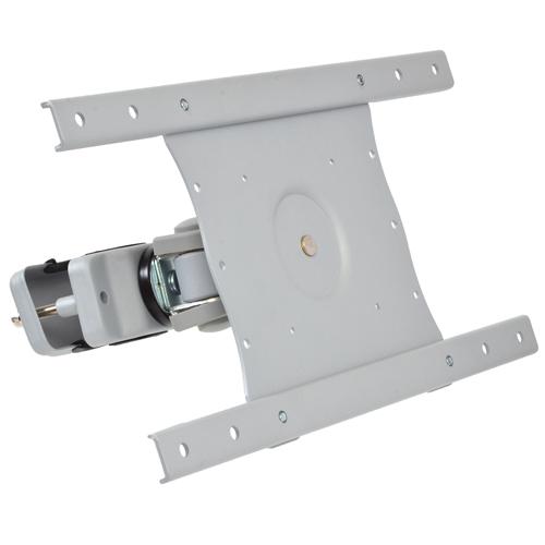 サンコー 大型モニター用2軸式アームポールマウント(VESA400x200対応) MARM126CS【代引不可】
