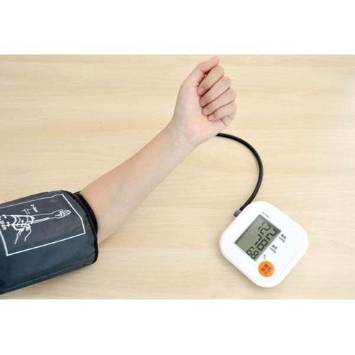 血压 BM 201 白 BM 201WT DRETEC 手臂式血压仪轻,结构紧凑简单易操作