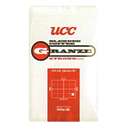 【送料無料】UCC上島珈琲 UCCグランゼストロング(豆)AP500g 12袋入り UCC301205000【代引不可】