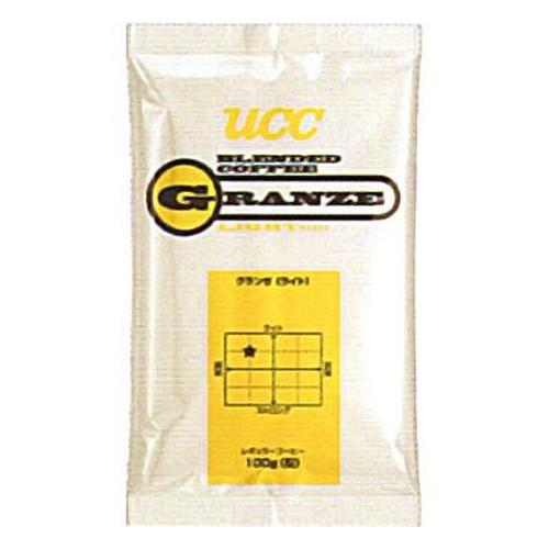 UCC301208000【代引不可】 【送料無料】UCC上島珈琲 UCCグランゼライト(粉)AP100g 50袋入り