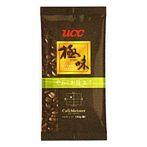 【送料無料】UCC上島珈琲 UCC極味 やわらか仕立て(粉)AP130g 40袋入り UCC310489000【代引不可】