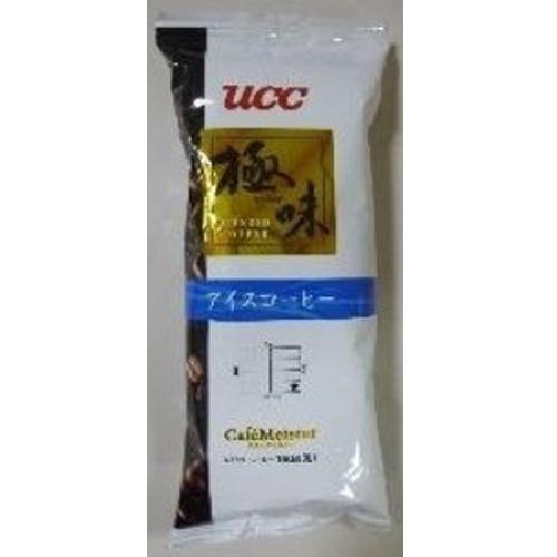 【送料無料】UCC上島珈琲 UCC極味アイスコーヒーNEW(粉)AP150g 40袋入り UCC310488000【代引不可】