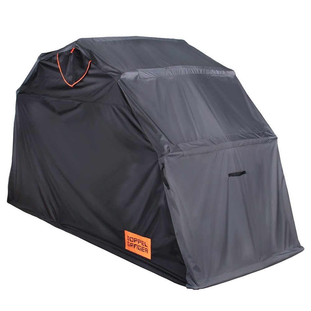 Outdoor Car Storage >> Outdoor Car Port Large Size Dcc374l Bk For Doppelganger ドッペルギャンガー Storage Motorcycle Shelter 2 Bicycle The Motorcycle