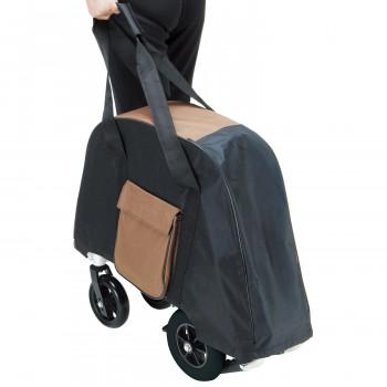 PIRO N 専用オプションバッグです 日本最大級の品揃え 限定タイムセール コンパクト車いす 専用 離島配送不可 沖縄 北海道 PPR-BAG2 オプションバッグ2