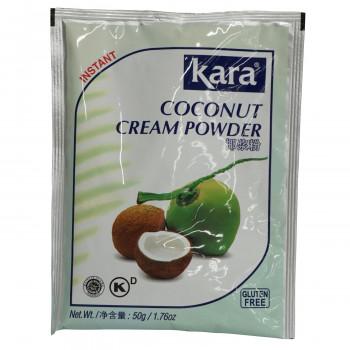 幅広い料理にお使い頂けます カラ 高品質 ココナッツクリームパウダー 日本正規代理店品 50g 12個セット 離島配送不可 北海道 478 沖縄