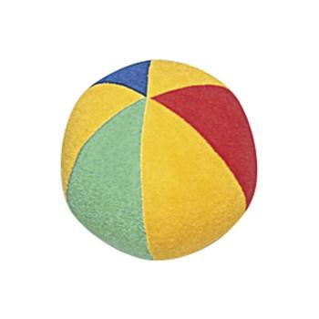 フレンチパイルの優しい肌触りが人気 ファンシーボールB ウレタン製 優しい肌触り 上品 直径190mm お外遊び 離島配送不可 北海道 00070020 運動グッズ 屋外 国産品 沖縄