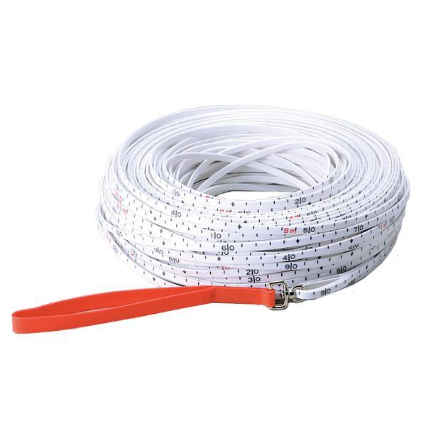 検尺ロープ100 EKA197 【代引不可】
