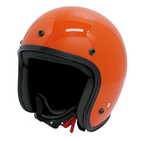 ダムトラックス(DAMMTRAX) JET-D ヘルメット ORANGE MENS 【代引不可】【北海道・沖縄・離島配送不可】