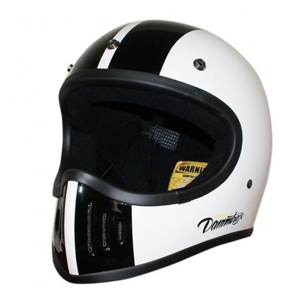 【送料無料】ダムトラックス(DAMMTRAX) BLASTER-改 コブラ ヘルメット WHITE L 【代引不可】