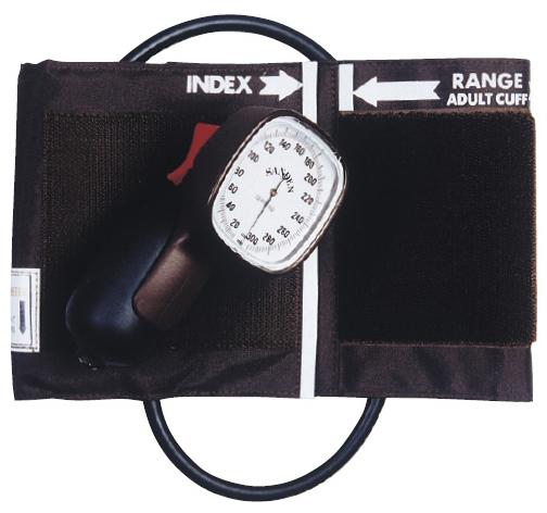 【送料無料】アネロイド血圧計(ワンハンド型) SM-210【代引不可】