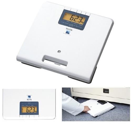 【送料無料】タニタ デジタル体重計(検定品) 規格:RS-232C端子付 WB-260A【代引不可】