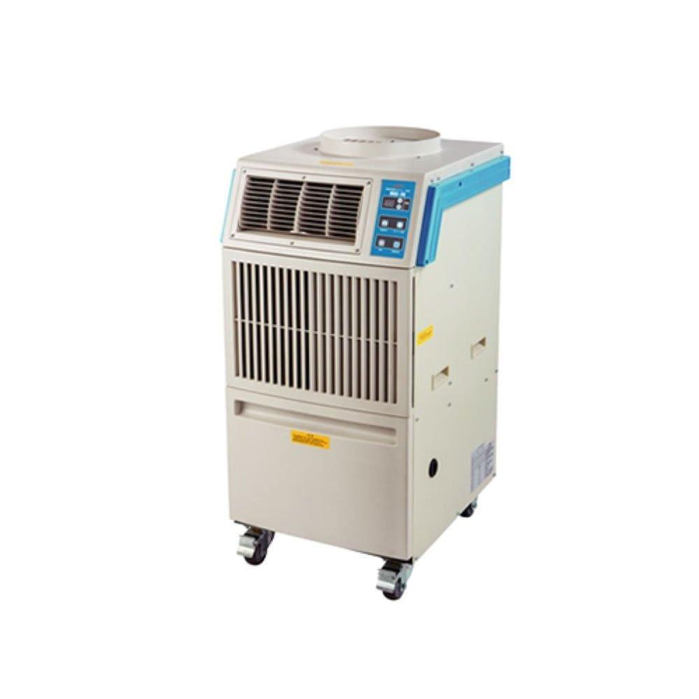 ナカトミ 業務用移動式エアコン キャスター付き 冷房 単相200V MAC-30S〔車上渡し 電源コード付属なし 設置工事が必要〕 【個人宅配送不可】【代引不可】