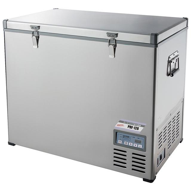 【送料無料】ナカトミ ポータブル冷凍冷蔵庫 PRF-128【個人宅配送不可】【代引不可】