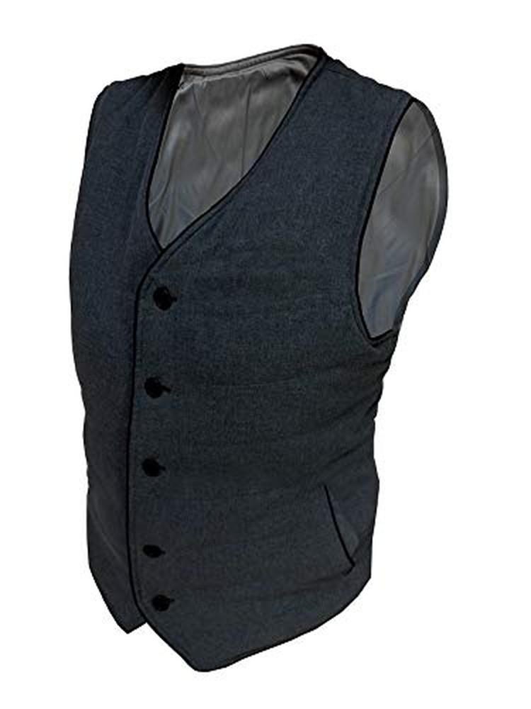 プロモート 速暖 フィットベスト 薄型ヒート付きベスト Lサイズ スーツインナーに最適 SFB(L) ブラック【代引不可】