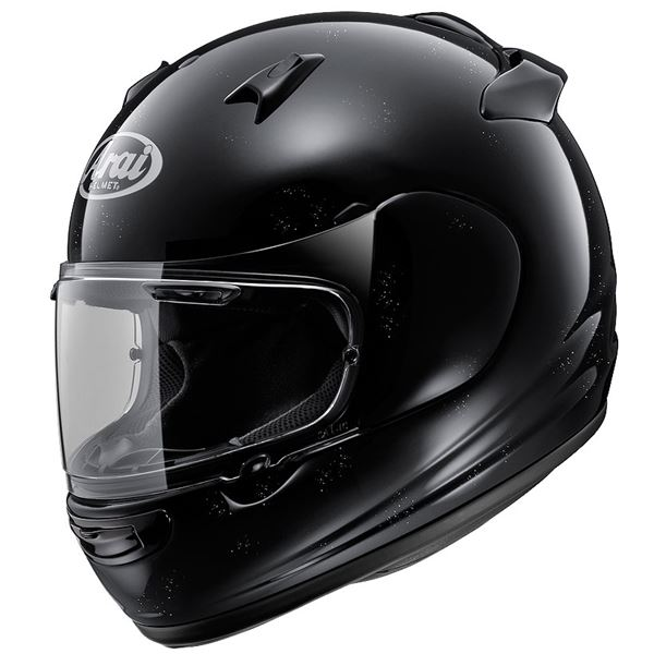 【送料無料】アライ(ARAI) フルフェイスヘルメット QUANTUM-J グラスブラック M 57-58cm【代引不可】