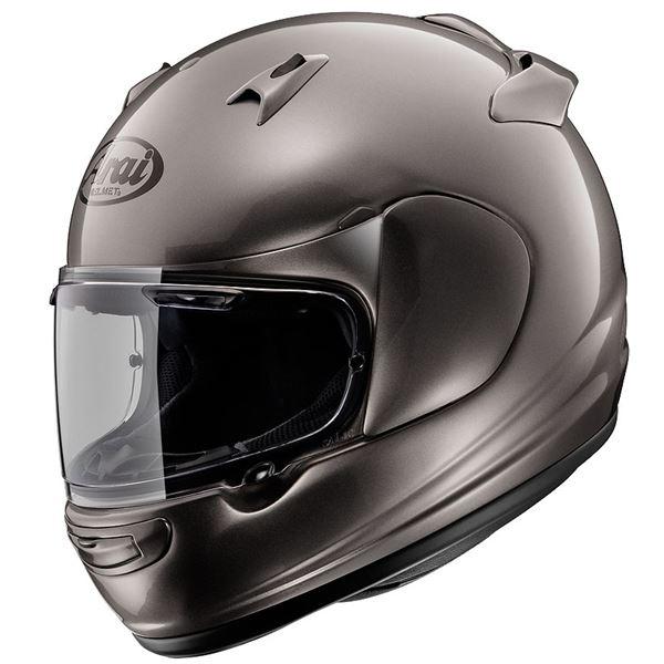 【送料無料】アライ(ARAI) フルフェイスヘルメット QUANTUM-J レオングレー M 57-58cm【代引不可】