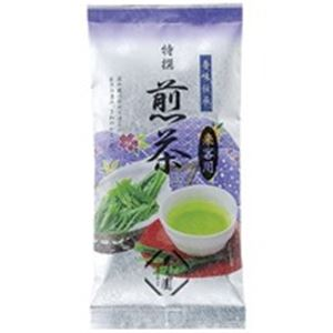 【送料無料】(業務用10セット)井六園 来客用 特撰煎茶 100g/1袋【代引不可】