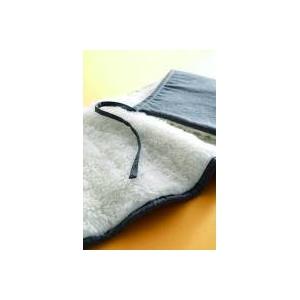ソフゥール あったか巻きスカート LL~4Lサイズ グレー【代引不可】