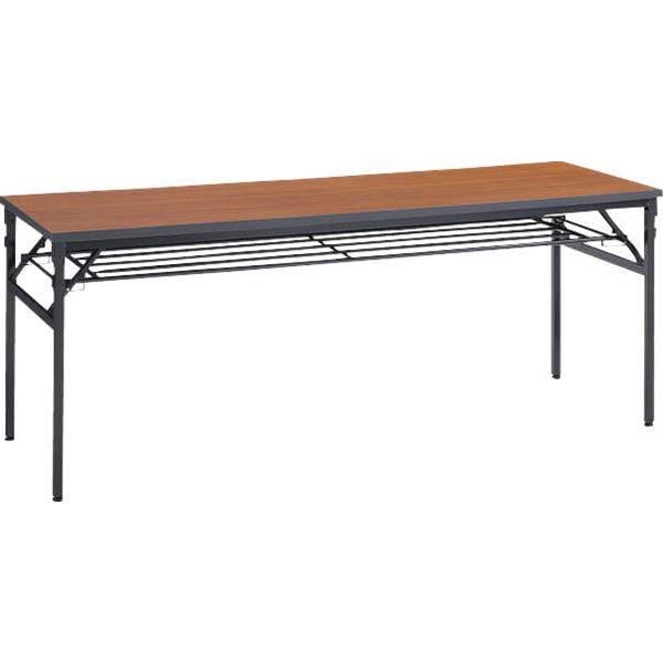 ゼミテーブル TA-1860 チーク【代引不可】【北海道・沖縄・離島配送不可】