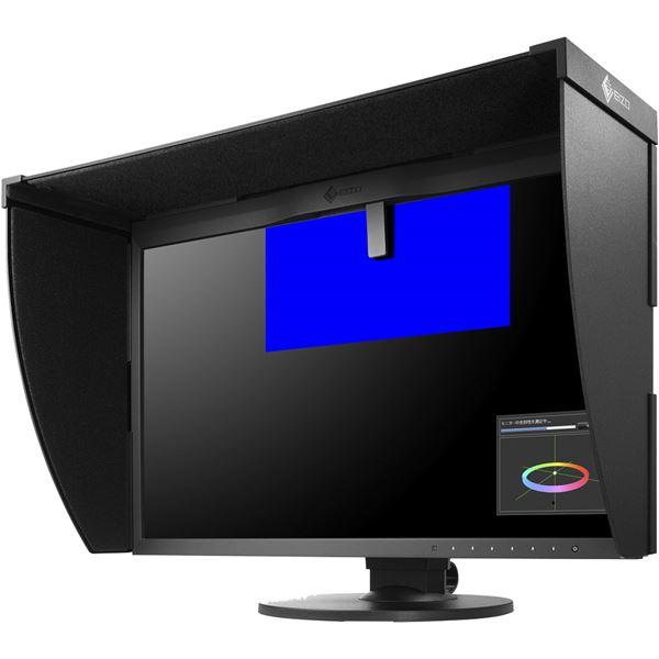 EIZO 60cm(23.8)型カラーマネージメント液晶モニター ColorEdge CG248-4Kブラック CG248-4K【】