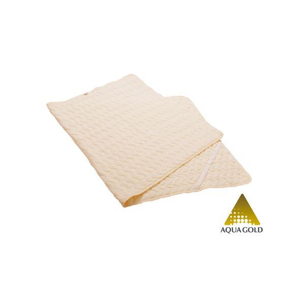 ファイテン 星のやすらぎ 洗える 汗取り敷きパッド(吸汗速乾) シングル YO543086【代引不可】
