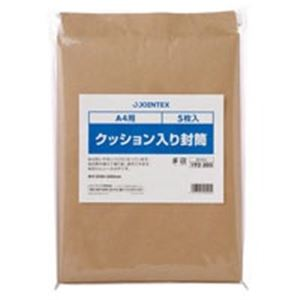 ジョインテックス クッション入り封筒 A4 100枚 B123J-100【代引不可】