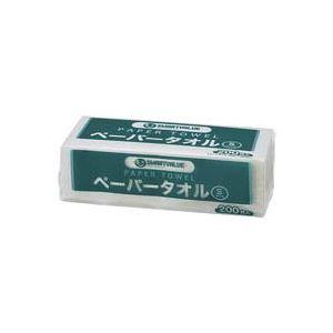 【送料無料】(業務用90セット)ジョインテックス ペーパータオル S200枚入*1個 N201J-S 〔×90セット〕【代引不可】