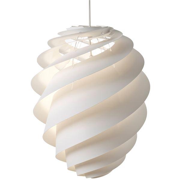 LE KLINT(レ・クリント) Swirl 2 Medium WH/スワール 2ミディアム ホワイト KP1312M WH【代引不可】【北海道・沖縄・離島配送不可】
