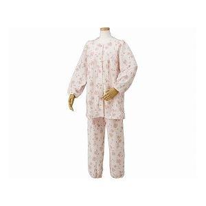 ハートフルウェアフジイ キルトパジャマ /HP07-085N L ピンク【代引不可】
