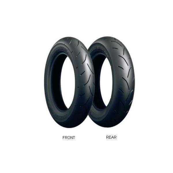 【送料無料】ブリヂストン タイヤ SCS02019 BT601SSYCY120/80-12 〔バイク用品〕【代引不可】