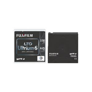 【送料無料】富士フィルム FUJI LTO Ultrium6 データカートリッジ 2.5TB LTO FB UL-6 2.5T JX5 1パック(5巻)【代引不可】
