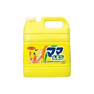 (業務用30セット)ライオン ママレモン 業務用 4L【代引不可】