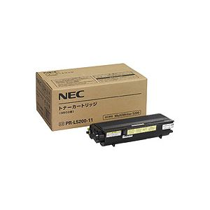 NEC トナーカートリッジ PR-L5200-11 1個【代引不可】【北海道・沖縄・離島配送不可】