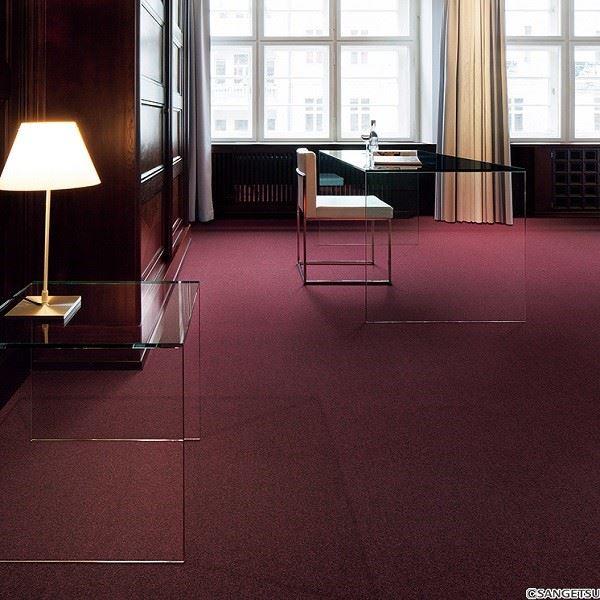 サンゲツカーペット サンオスカー 色番OS-10 サイズ 140cm×200cm 〔防ダニ〕 〔日本製〕【代引不可】