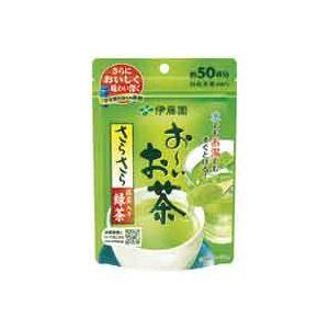【送料無料】(業務用40セット)伊藤園 おーいお茶抹茶入りさらさら緑茶40g 〔×40セット〕【代引不可】