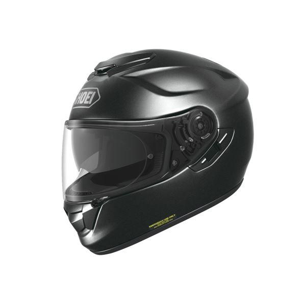 【送料無料】フルフェイスヘルメット GT-Air ブラックメタリック M 〔バイク用品〕【代引不可】