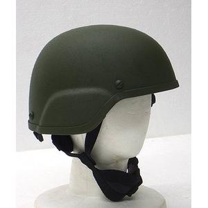 MICH2000 グラスファイバーヘルメット レプリカ ブラック【代引不可】