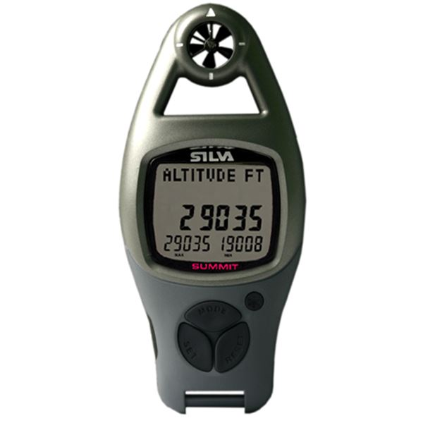 【送料無料】SILVA(シルバ) ADC サミット 風速計 〔国内正規代理店品〕 55251【代引不可】