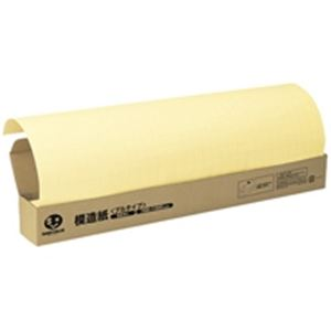 ジョインテックス 方眼模造紙プルタイプ50枚クリームP152J-Y6【代引不可】【北海道・沖縄・離島配送不可】