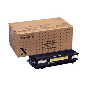 【送料無料】〔純正品〕 富士ゼロックス(XEROX) トナーカートリッジ 型番:CT200916 印字枚数:7000枚 単位:1個【代引不可】