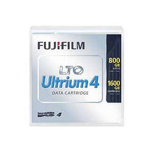 記録メディア 磁気テープ LTO Ultrium 【送料無料】富士フィルム FUJI LTO Ultrium4 データカートリッジ 800GB LTO FB UL-4 800G UX5 1パック(5巻)【代引不可】