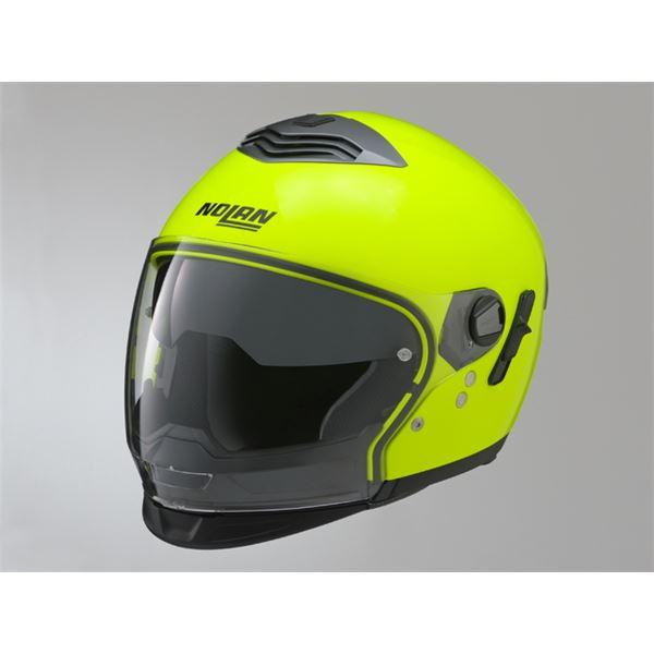 【送料無料】〔DAYTONA/デイトナ〕NOLAN(ノーラン) フルフェイス ヘルメット N43E T VSBLT F YL L【代引不可】