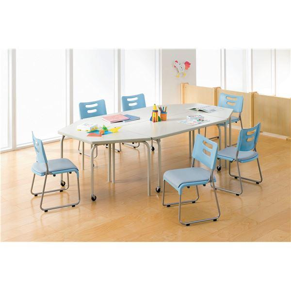 【送料無料】多目的テーブル S-N7C-580【代引不可】