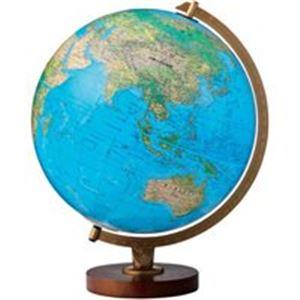 【送料無料】リプルーグル・グローブス・ジャパン 地球儀 86578 リビングストン型 青【代引不可】